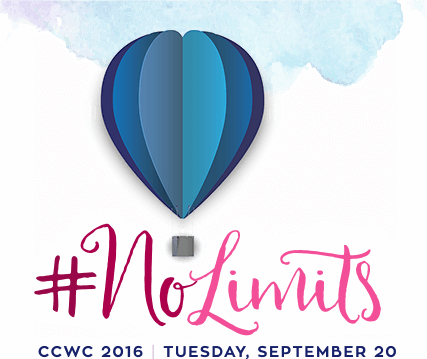 #NoLimites CCWC 2016 | Tuesday, September 20